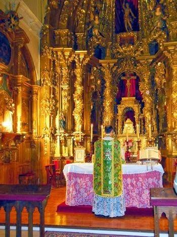 Segovia Primera Misa Tradicional