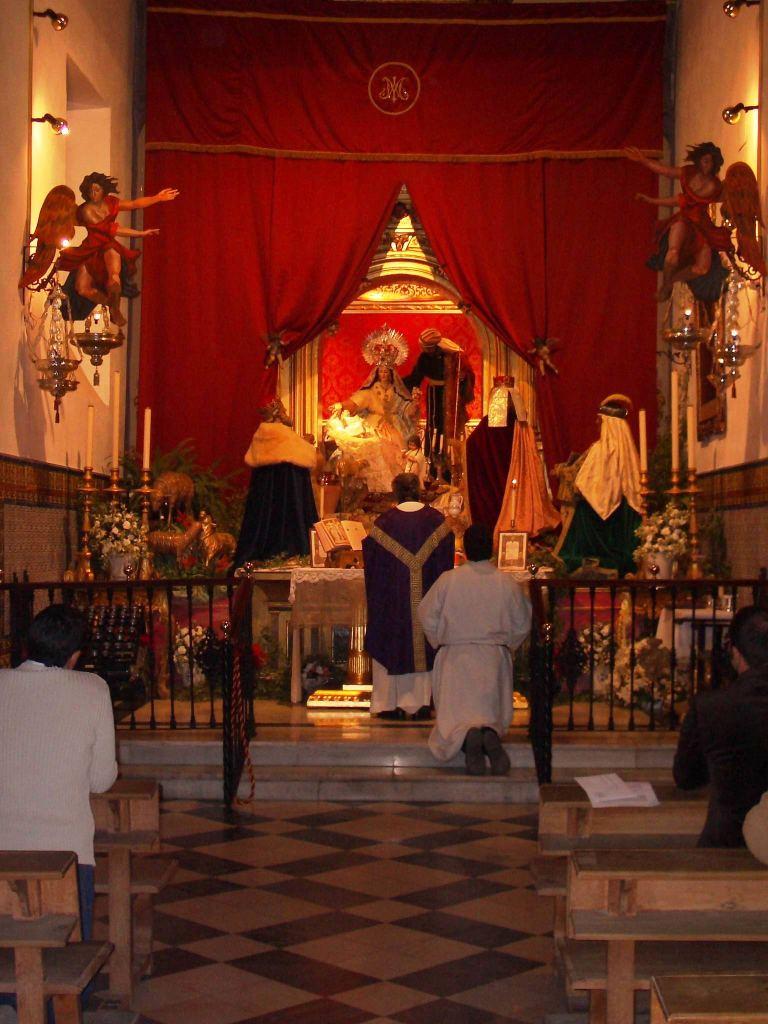 Primera Misa tradicional UVS